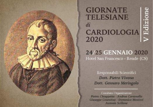 GIORNATE TELESIANE DI CARDIOLOGIA 2020