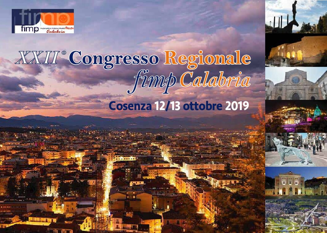 XXII Congresso Regionale fimp Calabria
